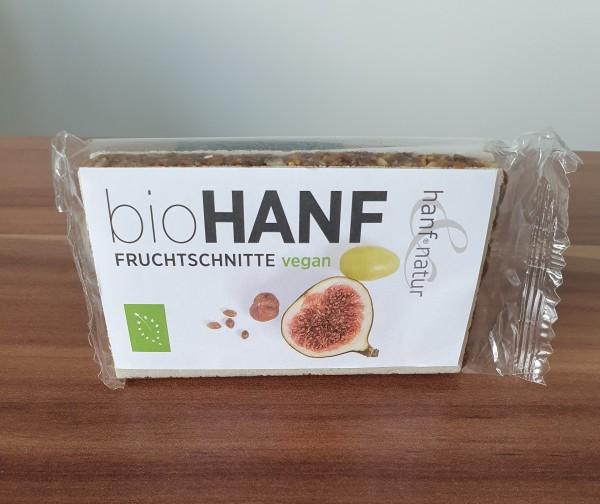 Bio Hanf-Fruchtschnitte VEGAN 40g