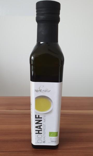 Bio Hanf Speiseöl kaltgepresst 250ml